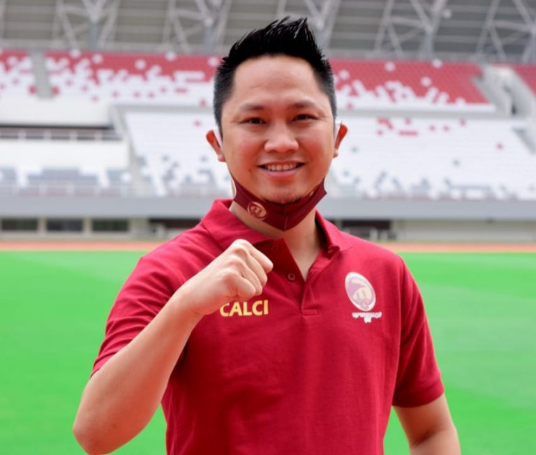 Manajer Sriwijaya FC, Muhammad Fadli