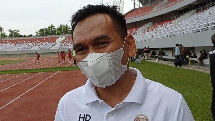 Hendriansyah, Manager Sriwijaya FC